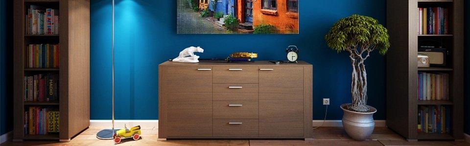 Offerte mobili camera | Arredamento online Abitastore